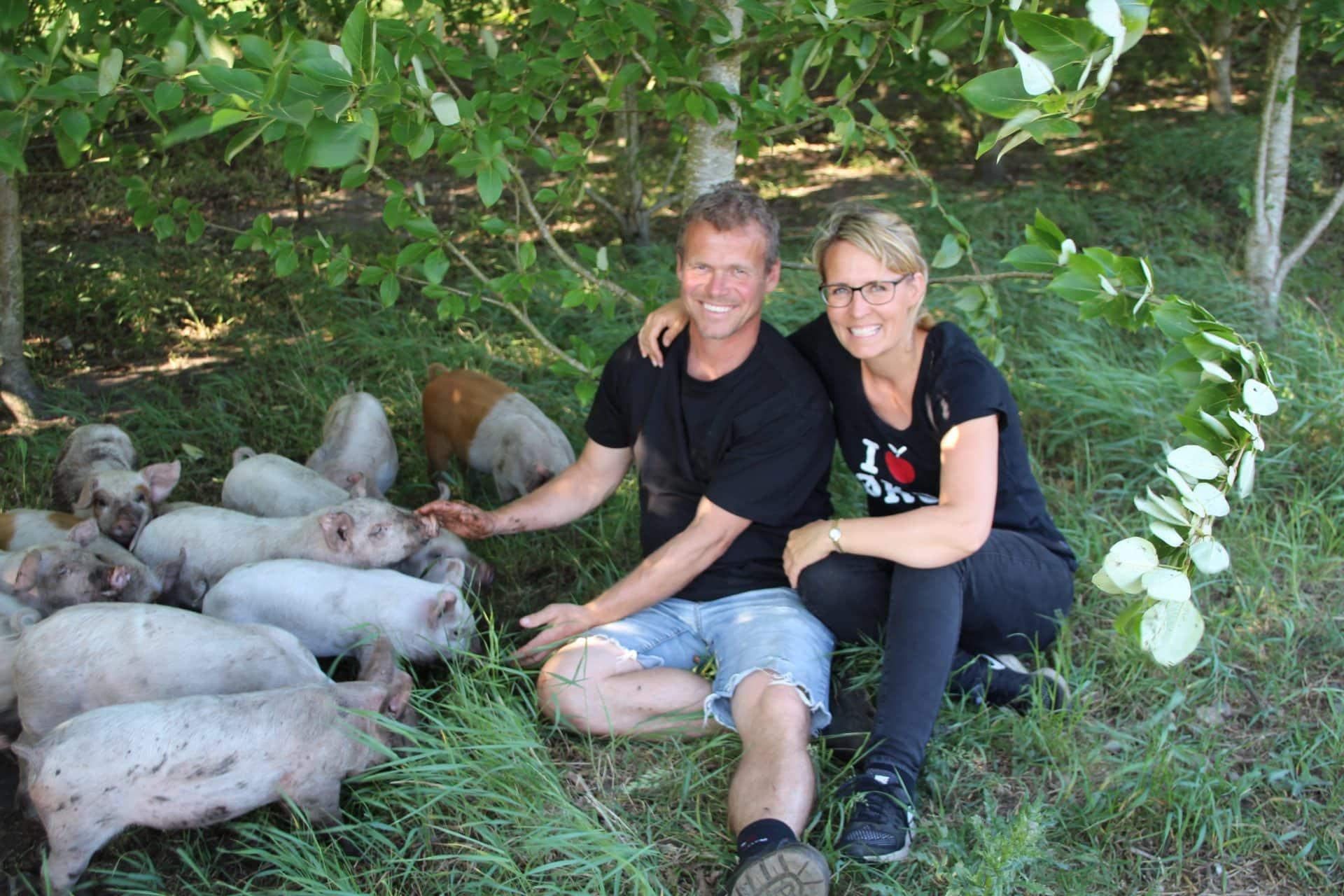 Marianne og Bertel Hestbjerg